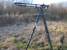 Jaktstege - Hochsitz HS-62